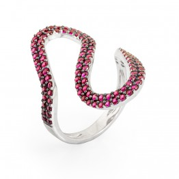 AUSTRAL RUBY RING